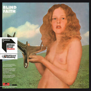 Blind Faith ‎– Blind Faith (Half Speed Mastering) VINYL LP RECORD