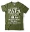 Father/'s Day Shirt Papa Tee shirt Spanish Mexican Papa Gift shirt Birthday Shirt