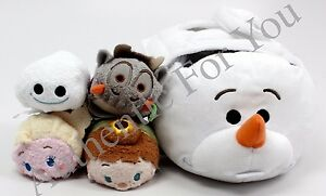 Image Is Loading In Hand New Disney Frozen Fever Olaf Bag