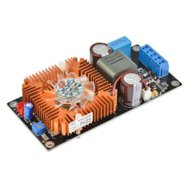 1000W IRS2092 Audio Amplifier Board HIFI High Power Mono Subwoofer Digital  Amp