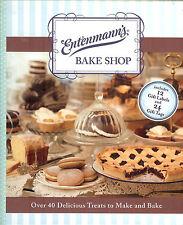Entenmann's Bake Shop - 40 Delicious Treats to Make & Bake w/gift labels&tags HB