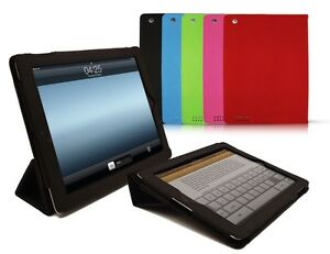NEW-iPAD-4-PRO-GRIP-SPORT-SLIM-SMART-CASE-BUILT-IN-smart-FLIP-STAND-COVER