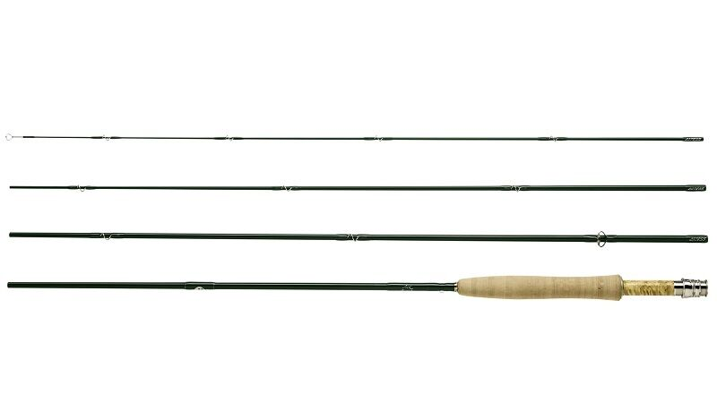 Winston Air 590-4 Fly Rod - 9' - 5wt - 4pc - New - FREE FLY LINE