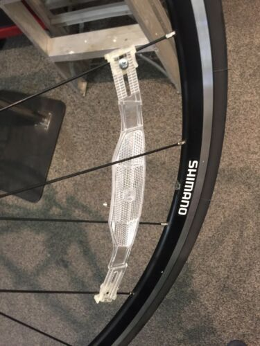 Cateye Reflector Set And Handlebar Grips Spoke Reflectors