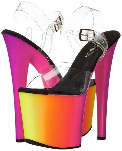 cinturino cinturino con da caviglia 708uv donna con caviglia alla Sandali Rainbow alla qXHx4wSa55