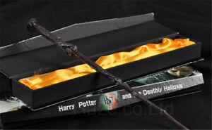 Harry-Potter-Baguette-Magique-Baton-magique-dans-l-039-encadre