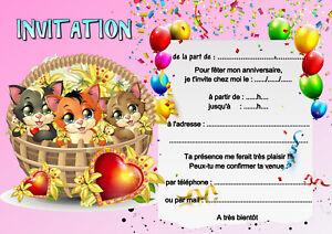 5-12-ou-14-cartes-invitation-anniversaire-chat-ref-453