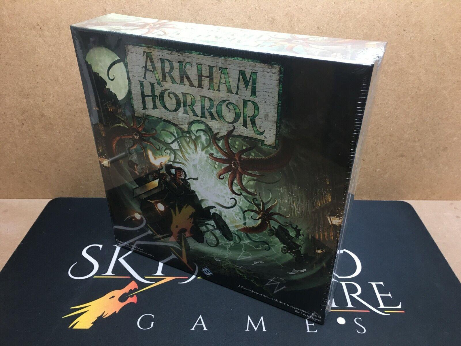 Arkham Horror Third Edition Board Game-Fantasy Flight (Genuine Scellé Anglais)