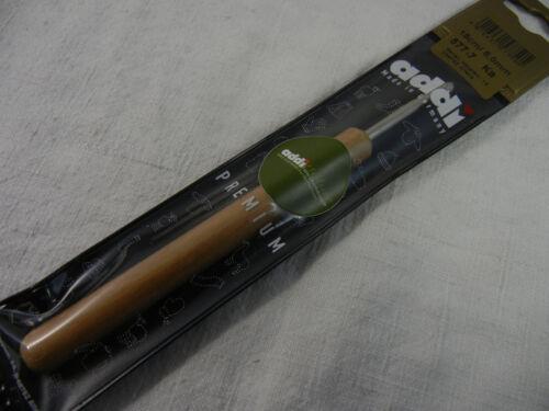 Addi nature 1 ganchillo de olivenholz 2.0-6.0 mm 577-7
