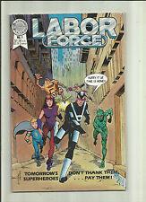 Labor Force . # 1 & 2. Blackthorne Publishing.