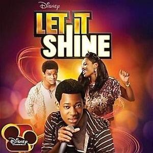 LET-IT-SHINE-Disney-Soundtrack-CD-NEW