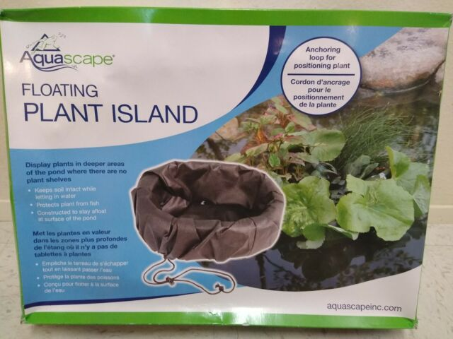 Aquascape® Floating Plant Island - Stays Afloat and Protects Plants