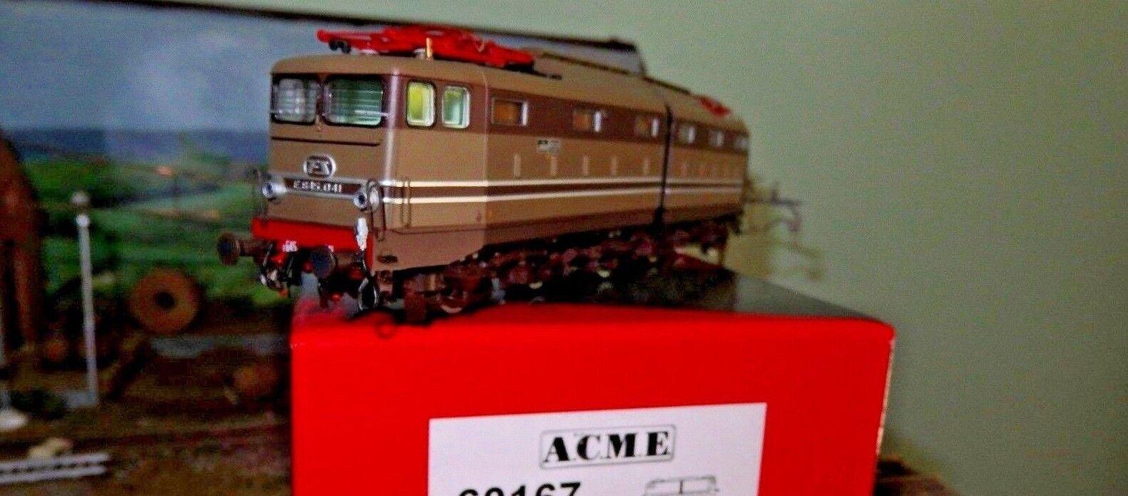 ACME 69167 E645 041 Castano isabella con modanature, FS , DCC SOUND