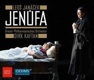 Janacek-Graz-Philharmonic-Orchestra-Kaftan-Jenufa-New-CD