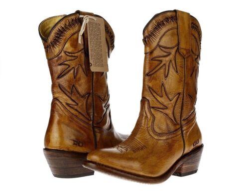 BedStu Women/'s Lancy Windsor Tan Glaze Western 121022 Boots Sz 7-10 M $275