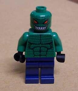 Lego Batman - Figurine Killer Croc Crocodile Killercroc Krok Crocodile Nouveau