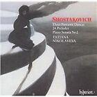Dmitry Shostakovich - Shostakovich: Three Fantastic Dances; 24 Preludes; Piano Sonata No. 2 (1992)