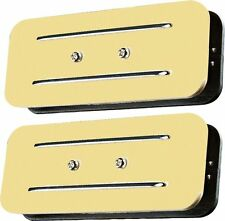 barden guitar pickups jbe pickups aka joe barden soapbars p90 size pickup set vintage cream usa