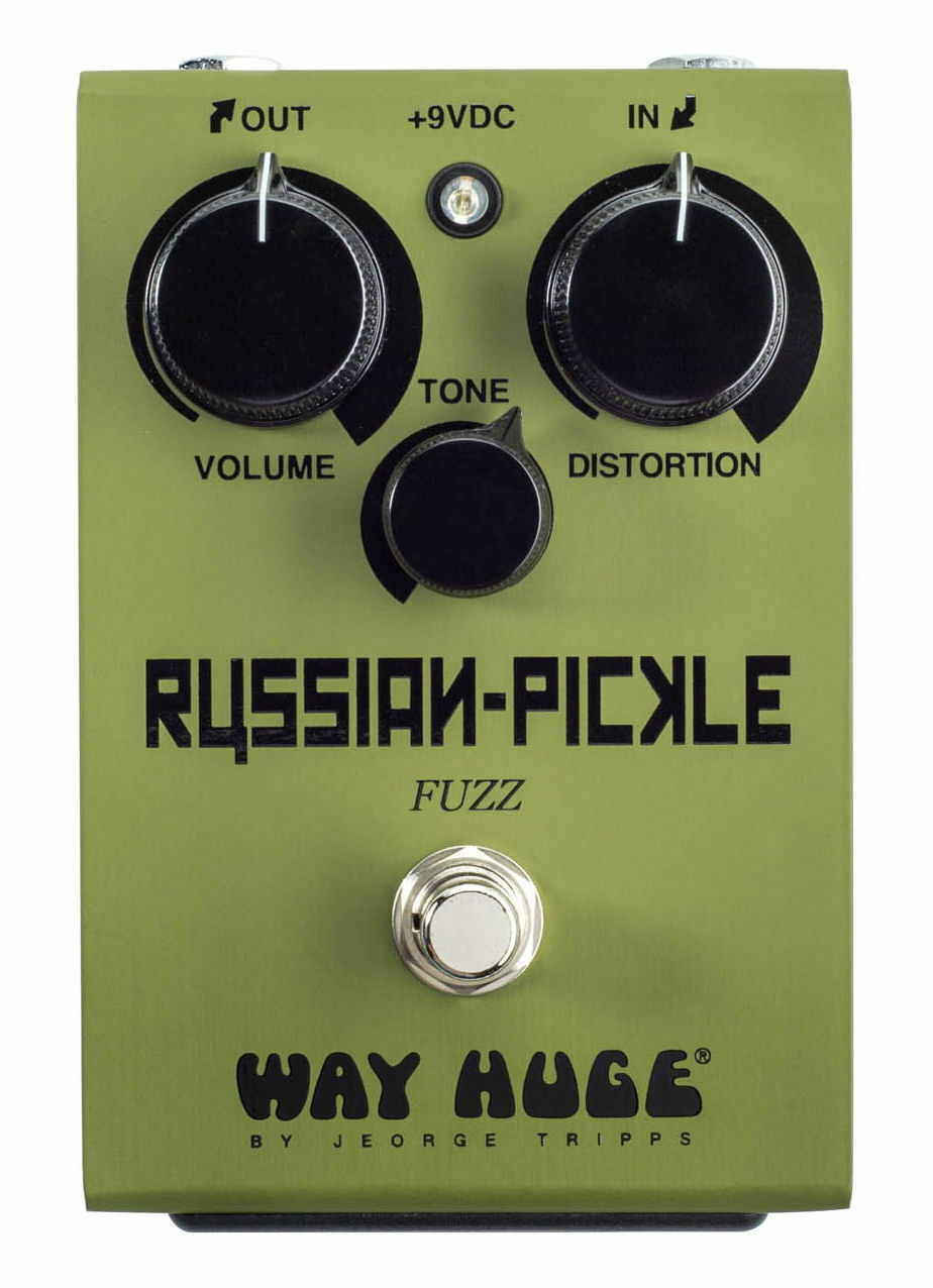 Way Huge Russian Pickle BRAND NEW WITH WARRANTY  FREE 2-3 DAY S&H IN THE U.S.