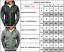 Mens-Hoodie-Hooded-Sweatshirt-Jacket-Pullover-Jumper-Sweater-Outwear-Coat-Tops thumbnail 9