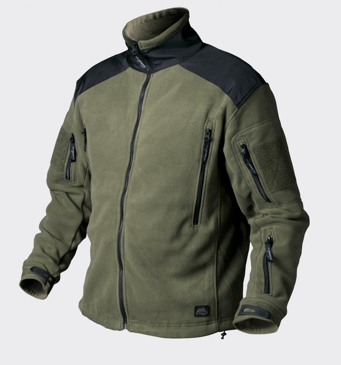 Helikon TEX TEX TEX LIBERTY HEAVY FLEECE Outdoor huntersman Jacket Giacca verde Oliva XL XLARGE d568b3