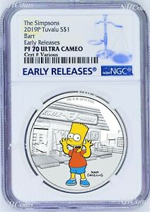 2019-The-Simpsons-BART-Simpson-Proof-1-1oz-Silver-COIN-NGC-PF-70-ER-PF70