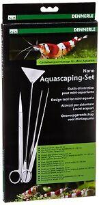 Dennerle Nano Aquascaping Set - Outils