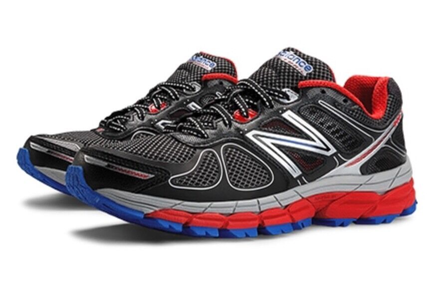 New Balance Mens Mens Mens 860 v4  Running Cross Training schuhe MT860BB4 schwarz SZ 8 4E c16309