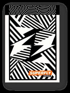 Superfly-Dazzle-Jugando-a-las-Cartas-Poquer-Juego-de-Cartas-Cardistry
