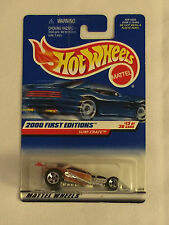 SURF CRATE 2000 First Editions - 1999 Hot Wheels Die Cast Car - Mint on Card