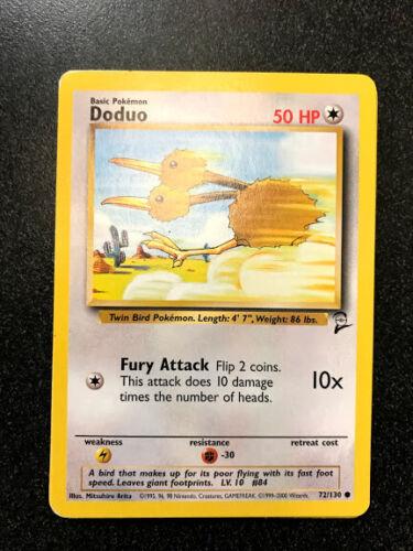1//130, Unlimited Pokemon Card Selection Base Set 2
