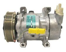Klimakompressor Kompressor Peugeot 206 307 Partner Combispace Kasten Citroen