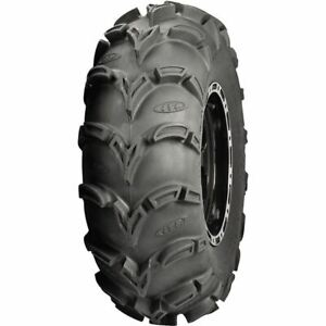 Set of 2 ITP 26-10-12 Mud Lite MudLite Light ATV UTV Tires 26x10-12