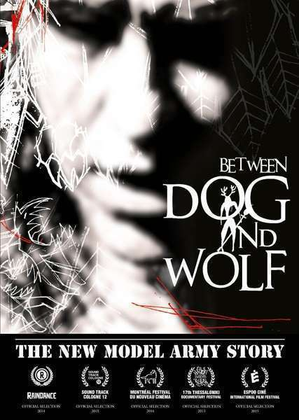 New Model Army - Between Dog And Wolf - el Nuevo Modelo Militar Story Nuevo DVD