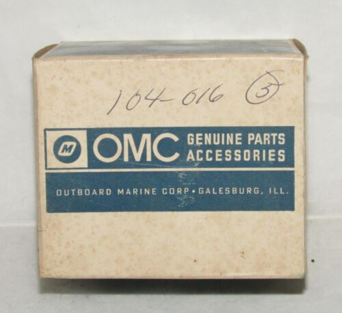 382797 NEW OMC OUTBOARD MARINE CORP BOAT WATER PUMP KIT PART NO