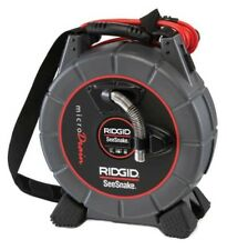 Ridgid 35188 Seesnake L100c Microreel Video Inspection System With Sonde And
