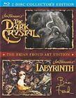 Dark Crystal Labyrinth 0043396398511 Blu Ray Region a P H
