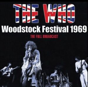 The-Who-Woodstock-Festival-1969-NEW-CD
