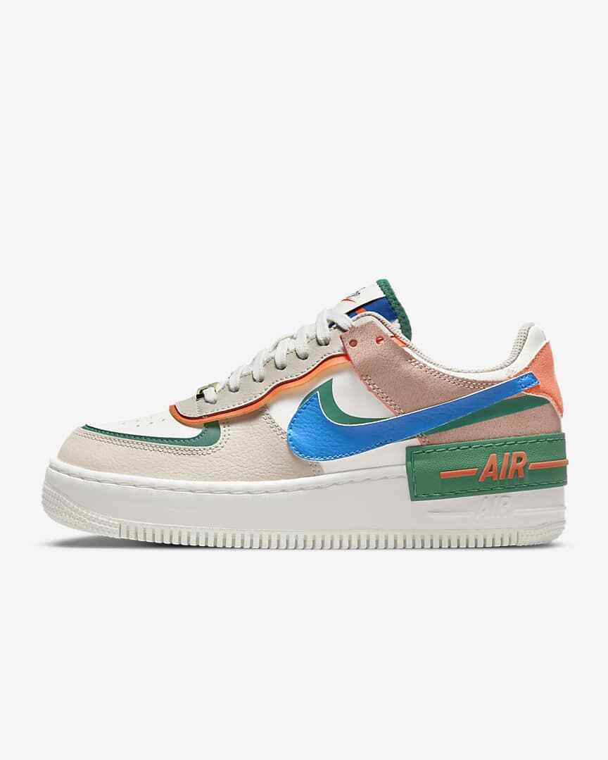Size 8 - Nike Air Force 1 Shadow Pale Ivory 2019 for sale online ...