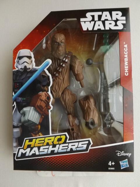 Boxset Star Wars Figurine Chewbacca 16 CM Ref B3665 Hasbro Disney 2015