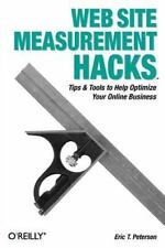 Web Site Measurement Hacks: Tips  Tools to Help Optimize Your Online Business