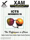 ICTS Mathematics 115: teacher certification exam by Sharon Wynne (Paperback / softback, 2006)