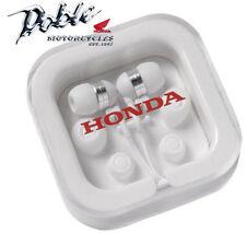 2016 Genuine Honda Merchandise Head EarPhones Set Ear Phones Buds Bud for iphone