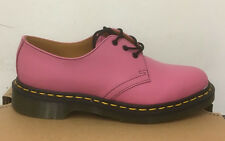 Zapatos De Cuero Dr. Martens 1461 Candy Pink Softy T Talla 4 UK