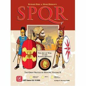 Spqr Deluxe: Les grandes batailles de l'histoire Volume Ii (réimpression) Nouveau et scellé