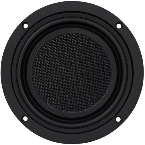 "NEW 6/"" Shallow Mount Woofer Speaker.Slim Fit Home Car Audio Driver.4 ohm."