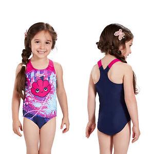 100% hohe Qualität Großhandelsverkauf bezahlbarer Preis Details zu Badeanzug Speedo Schwimmanzug Mädchen Kleinkind Baby Junior  Kinderbadeanzug B430