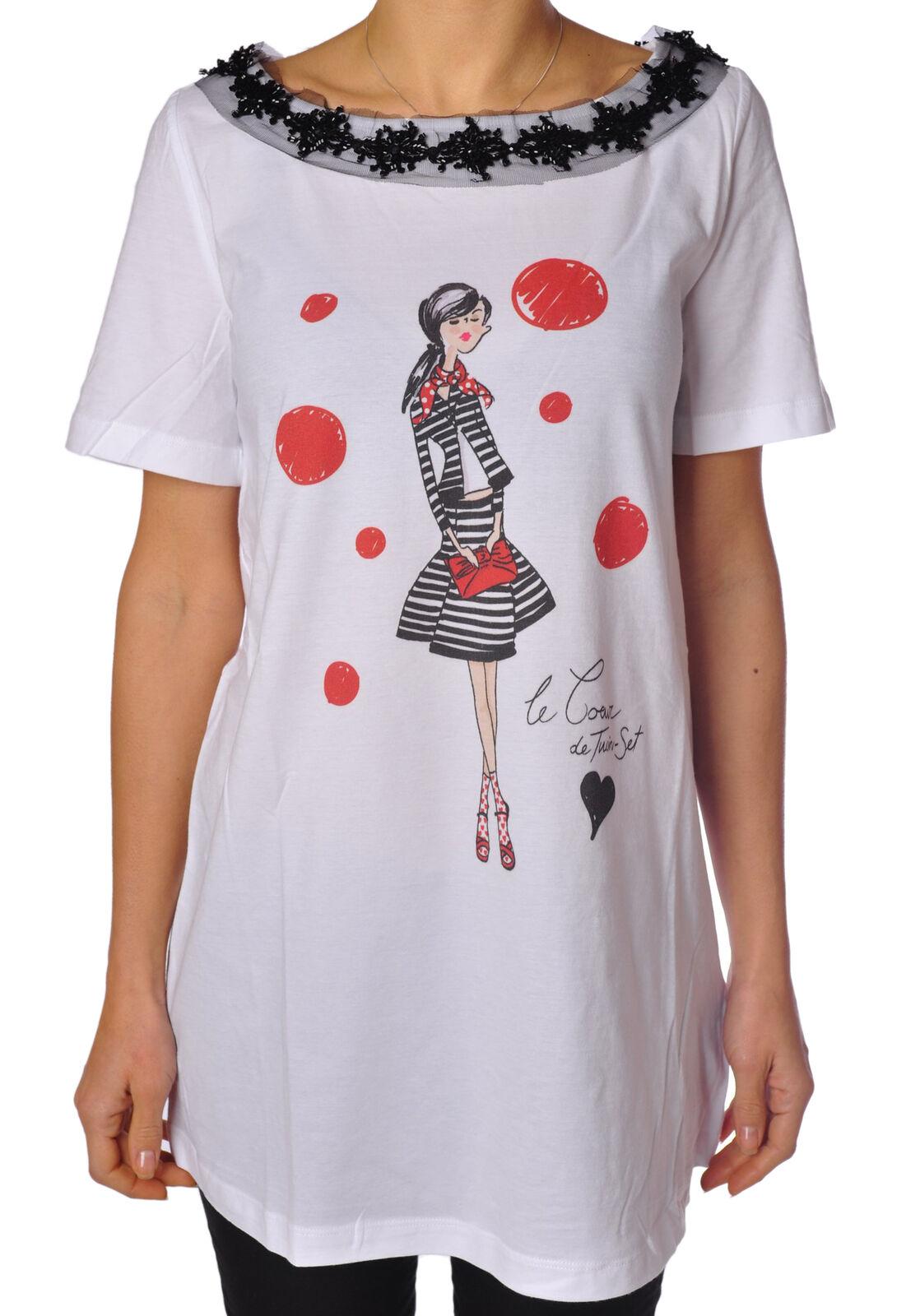 Twin Set - Topwear-T-shirts - woman - 739717C184612