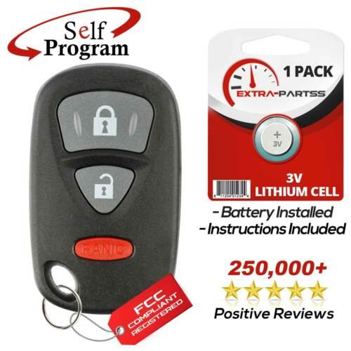 For 06 07 2008 2009 2010 2011 2012 Suzuki Grand Vitara Remote Key Fob KBRTS005