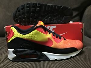 newest 410c6 a0ae6 Image is loading 2013-NIKE-AIR-MAX-90-EM-SUNSET-PACK-